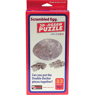 Scrambled Egg - 3D Jigsaw Puzzle