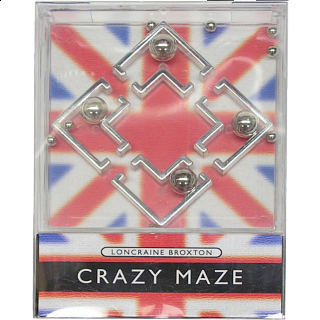 Crazy Maze - Flag