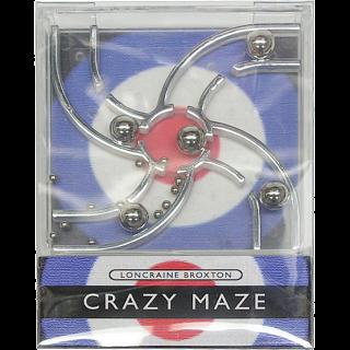 Crazy Maze - Roundel
