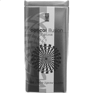 Optical Illusion Jigsaw 1