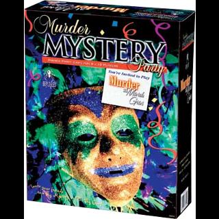 Murder Mystery - Murder at Mardi Gras