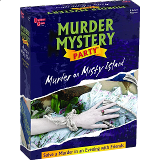 Murder Mystery - Murder on Misty Island
