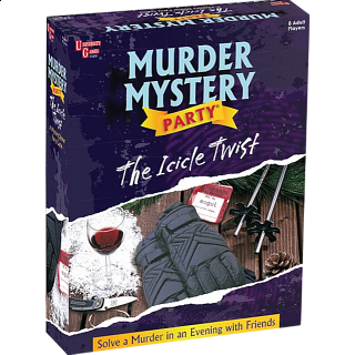 Murder Mystery - The Icicle Twist
