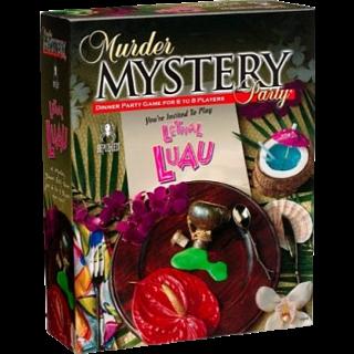 Murder Mystery - Lethal Luau