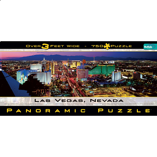 Panoramic: Las Vegas, Nevada