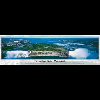 Panoramic: Niagara Falls