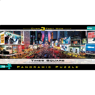 Panoramic: Times Square