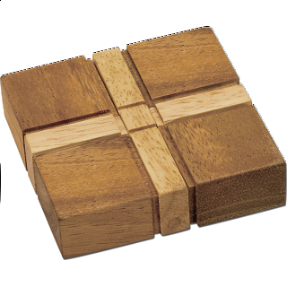Puzzle Solution for The Cross Puzzle
