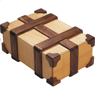 Puzzle Solution for Kamei Treasure Chest