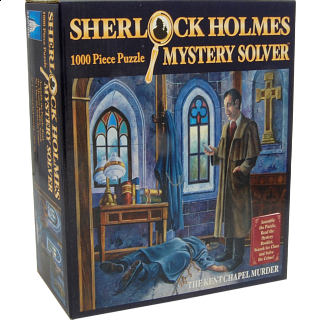 Sherlock Holmes - The Kent Chapel Murder