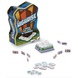 Highrise Game - Dominoes