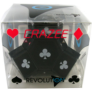 The Crazee Revolution - Black