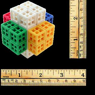 Livecube - 3D Cross