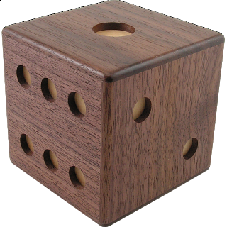 Die - Japanese Puzzle Box