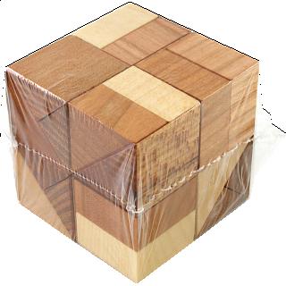 Wedge Cube Too