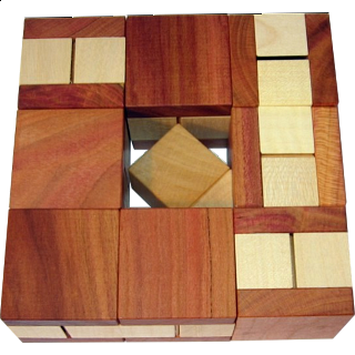 Puzzle Solution for Diagra