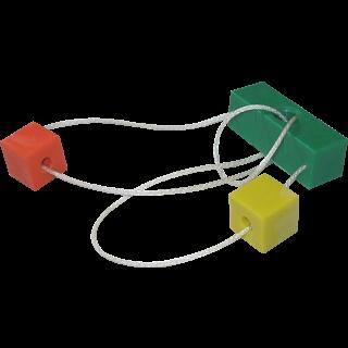 The Magic String Game #2 (Schnurspiel mit zwei W
