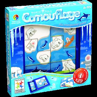 North Pole Camouflage