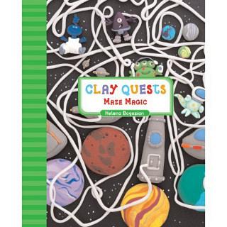 Clay Quests - book