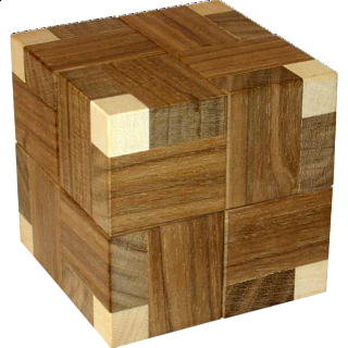 Explosion Cube