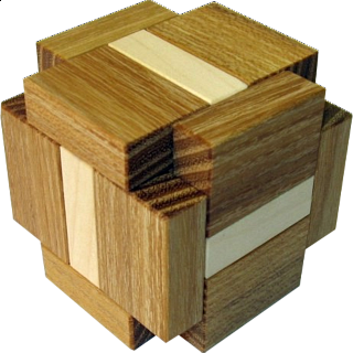 Puzzle Solution for SIXI Cube