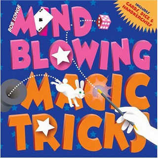 Mind Blowing Magic Tricks - book