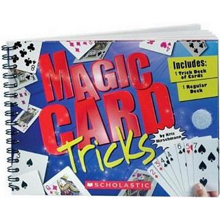 Magic Card Tricks - book