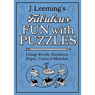 Fabulous Fun with Puzzles - book