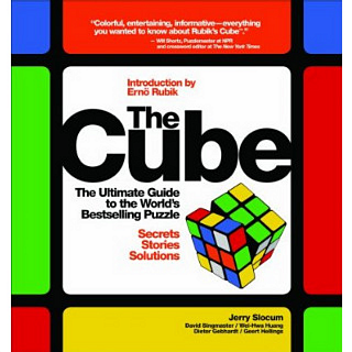 The Cube: The Ultimate Guide - book