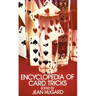 Encyclopedia of Card Tricks - book
