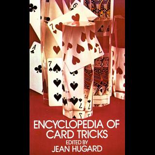 Encyclopedia of Card Tricks - book