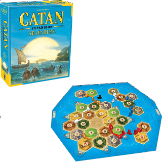 Catan Expansion: Seafarers (5th Edition)
