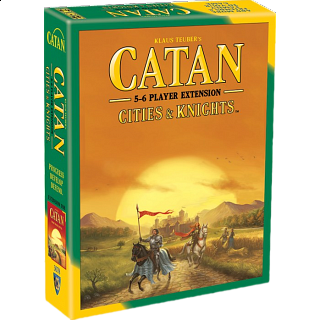 Catan: Cities and Knights - 5-6 Player Extension