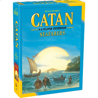 Catan: Seafarers - 5-6 Player Extension (4th Edition)
