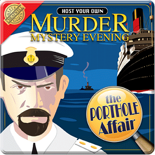 The Porthole Affair - Host Your Own Murder Mystery Evening