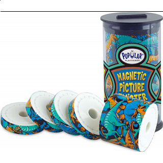 Magnetic Picture Twister - Dinosaurs