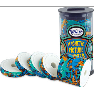 Magnetic Picture Twister - Birds