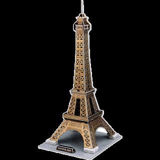 Eiffel Tower - 3D Jigsaw Puzzle