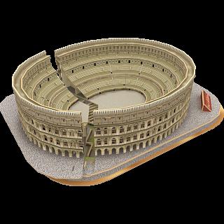 Colosseum - 3D Jigsaw Puzzle