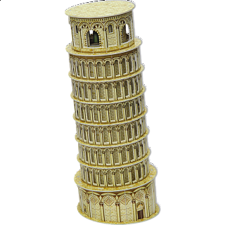 Leaning Tower of Pisa - 3D Jigsaw Puzzle