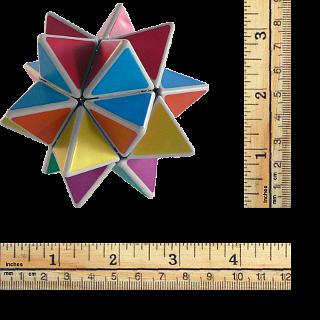 Logic Star - Rotational Puzzle