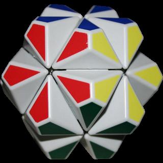 Flower - Rotational Puzzle - Hryahlavolamy