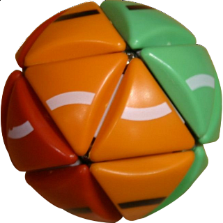 Sphere Ball 5R - Rotational Puzzle