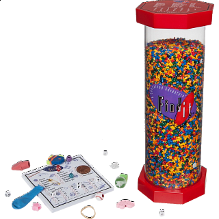 Find It - Kids Version with Plastic Ends