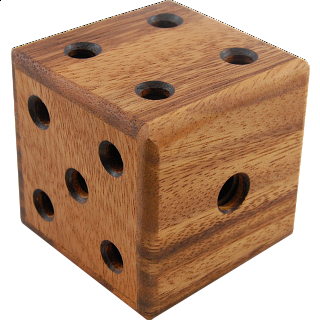 Puzzle Solution for Magic Dice