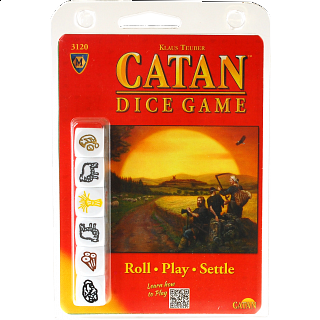 Catan: Dice Game - Deluxe Edition