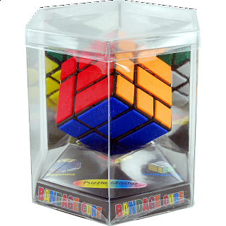 Bandage Cube - Hex Box