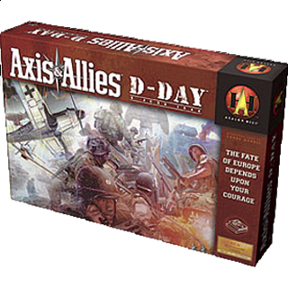 Axis & Allies - D-Day