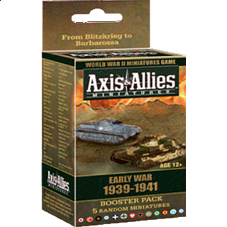 Axis & Allies Miniatures - Early War 1939-1941
