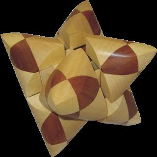 Dual Tetrahedron 1
